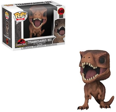 Ultimate Funko Pop Jurassic Park Figures Gallery and Checklist 4