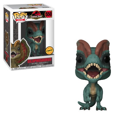 Ultimate Funko Pop Jurassic Park Figures Gallery and Checklist 8