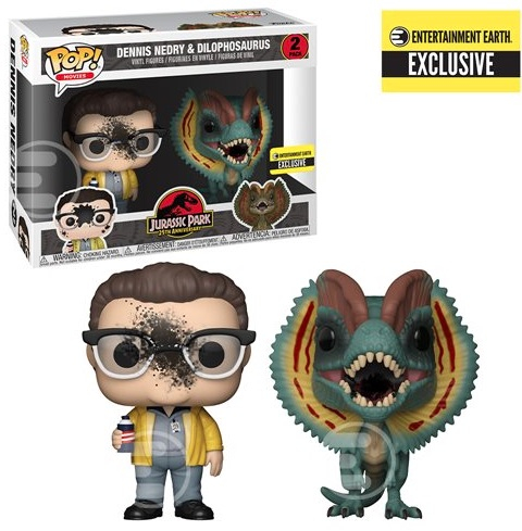 Funko Pop Jurassic Park