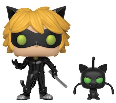 Funko Pop Miraculous: Tales of Ladybug & Cat Noir