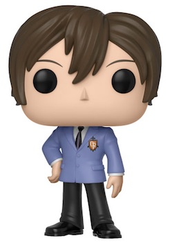 Funko Pop Ouran High School Host Club Checklist Gallery