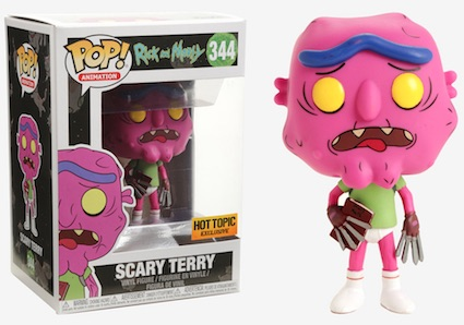 Ultimate Funko Pop Rick and Morty Figures Checklist and Gallery 43