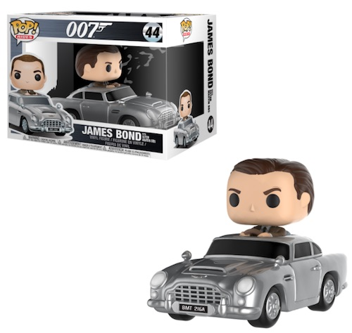 Funko Pop Rides 44 Funko Pop James Bond