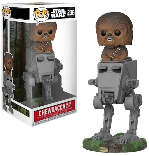 Ultimate Funko Pop Star Wars Figures Checklist and Gallery 291