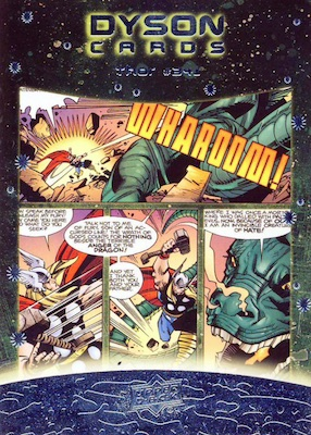 Upper Deck Thor Ragnarok