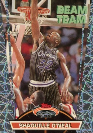 Shaquille O'Neal Rookie Card Checklist and Gallery 19