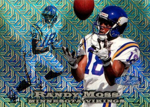 Hall of Fame Randy! Top Randy Moss Football Cards 6