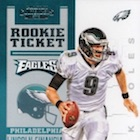 Top Nick Foles Rookie Cards