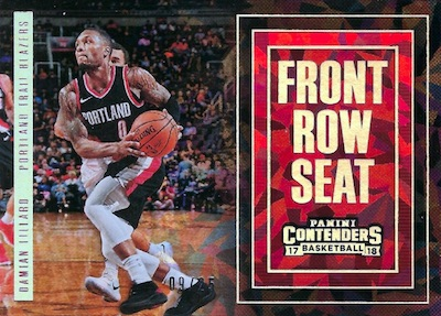 2017-18 Panini Contenders Basketball Cards 31