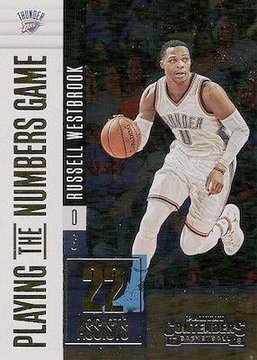 2017-18 Panini Contenders Basketball Cards 36