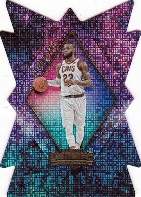 2017-18 Panini Contenders Basketball Cards 38