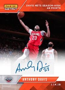 2017-18 Panini Instant NBA Basketball Cards 31