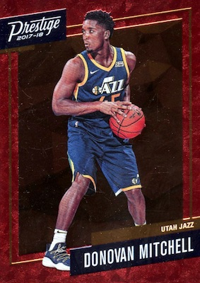 2017-18 Panini Prestige Basketball Cards 28