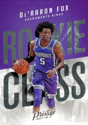 2017-18 Panini Prestige Basketball Cards 32