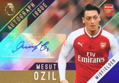 2017-18 Topps Premier League Gold Soccer Cards 5