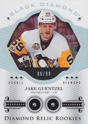 2017-18 Upper Deck Black Diamond Hockey Cards 30