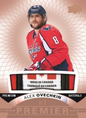 2017-18 Upper Deck Premier Hockey