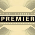 2017-18 Upper Deck Premier Hockey Cards