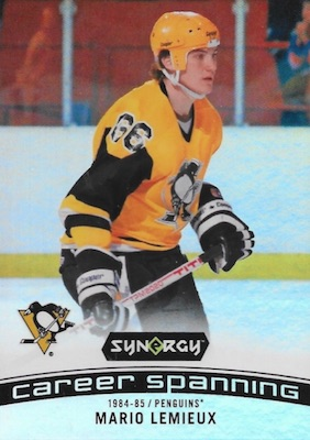 2017-18 Upper Deck Synergy Hockey Cards 28