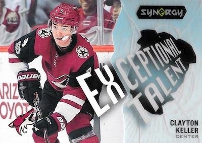 2017-18 Upper Deck Synergy Hockey Cards 31