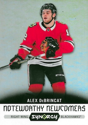 2017-18 Upper Deck Synergy Hockey Cards 33