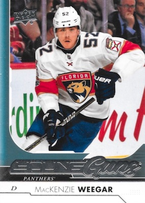 2017-18 Upper Deck Young Guns Guide and Gallery 76