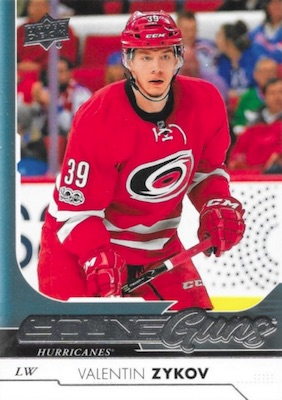 2017-18 Upper Deck Young Guns Guide and Gallery 84