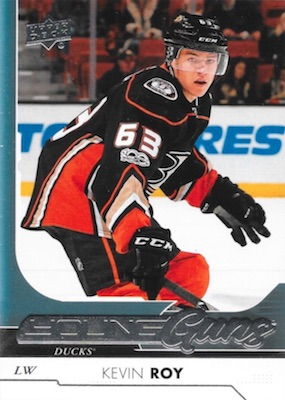 2017-18 Upper Deck Young Guns Guide and Gallery 85