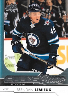 2017-18 Upper Deck Young Guns Guide and Gallery 108