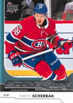 2017-18 Upper Deck Young Guns Guide and Gallery 115