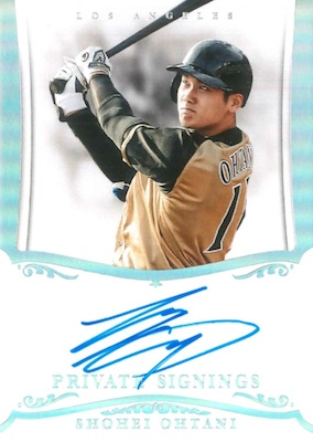 Shohei Ohtani Rookie Cards Checklist and Gallery 13