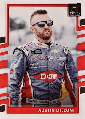 2018 Donruss Racing Variations Guide and Gallery 3