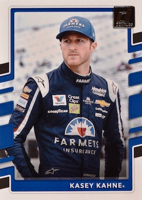 2018 Donruss Racing Variations Guide and Gallery 7