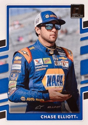 2018 Donruss Racing Variations Guide and Gallery 9