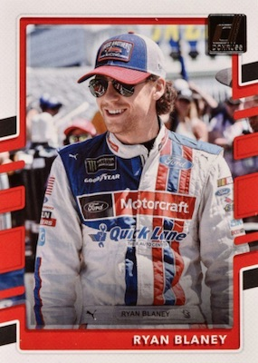2018 Donruss Racing Variations Guide and Gallery 11