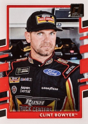 2018 Donruss Racing Variations Guide and Gallery 13