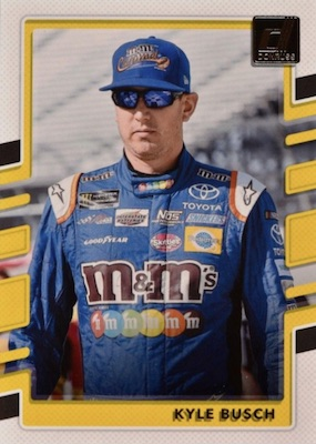 2018 Donruss Racing Variations Guide and Gallery 15