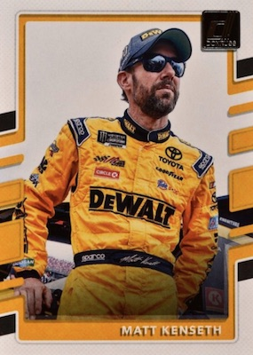 2018 Donruss Racing Variations Guide and Gallery 17