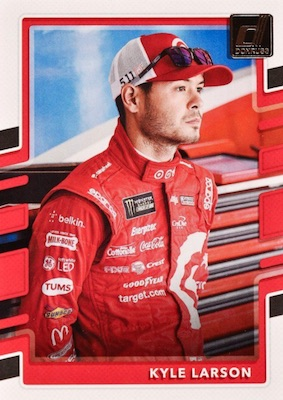 2018 Donruss Racing Variations Guide and Gallery 23