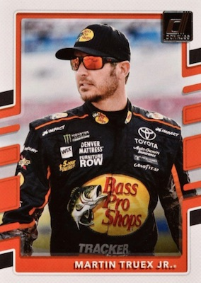 2018 Donruss Racing Variations Guide and Gallery 27