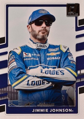 2018 Donruss Racing Variations Guide and Gallery 29