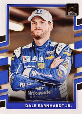 2018 Donruss Racing Variations Guide and Gallery 33
