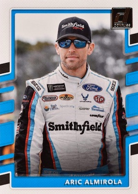 2018 Donruss Racing Variations Guide and Gallery 35