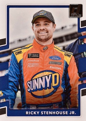 2018 Donruss Racing Variations Guide and Gallery 37
