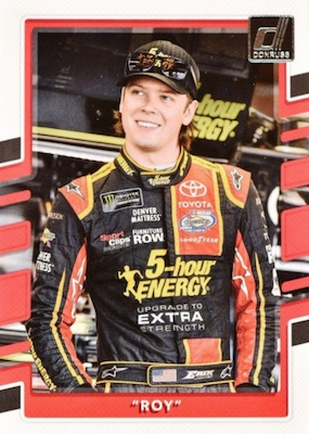 2018 Donruss Racing Variations Guide and Gallery 40