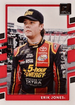2018 Donruss Racing Variations Guide and Gallery 39