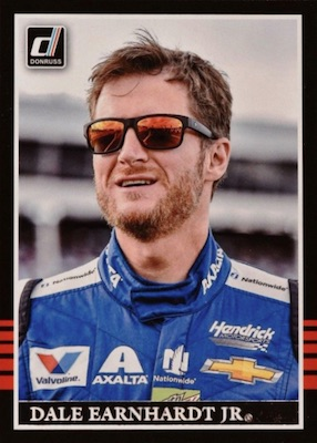 2018 Donruss Racing Variations Guide and Gallery 41