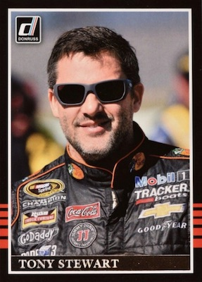2018 Donruss Racing Variations Guide and Gallery 43