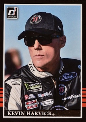 2018 Donruss Racing Variations Guide and Gallery 45