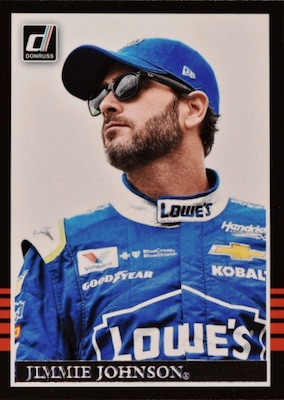 2018 Donruss Racing Variations Guide and Gallery 47